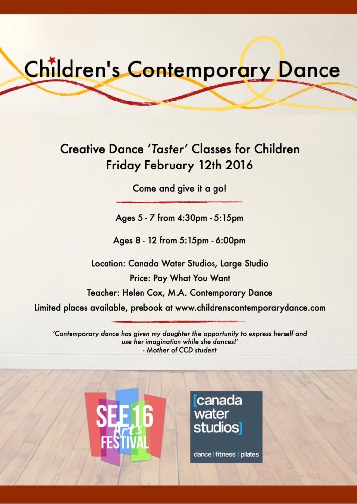 CCD Arts Fest Flyer