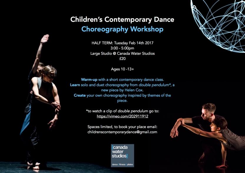 CCD - Choreodraphy Workshop